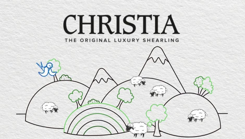 CHRISTIA LUXURY SHEARLING: LA PELLICCIA ETICA
